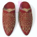 Lotus Flower Flat Slippers