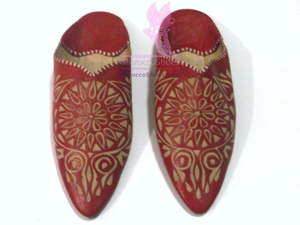 Lotus Flower Flat Slippers