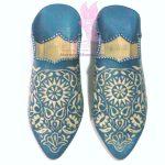 Vine Pattern Flat Slippers