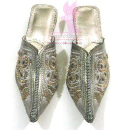 Center Seam Slippers