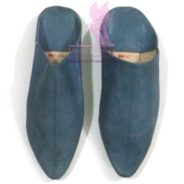 Center Seam mens Slippers