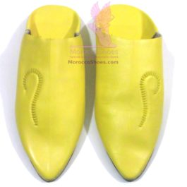 Swivel Mens Slippers