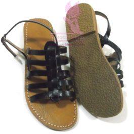 Five Strap Sandals