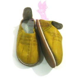 Line Pressed mens slippers