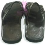 Leather Weave Sandal