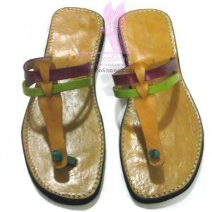 T-strap Toggle Thongs