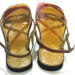 Arch's Cross Sandals