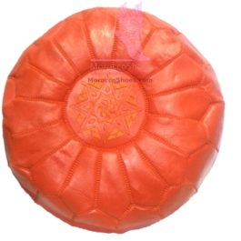 Orange Blossom Bean Bag