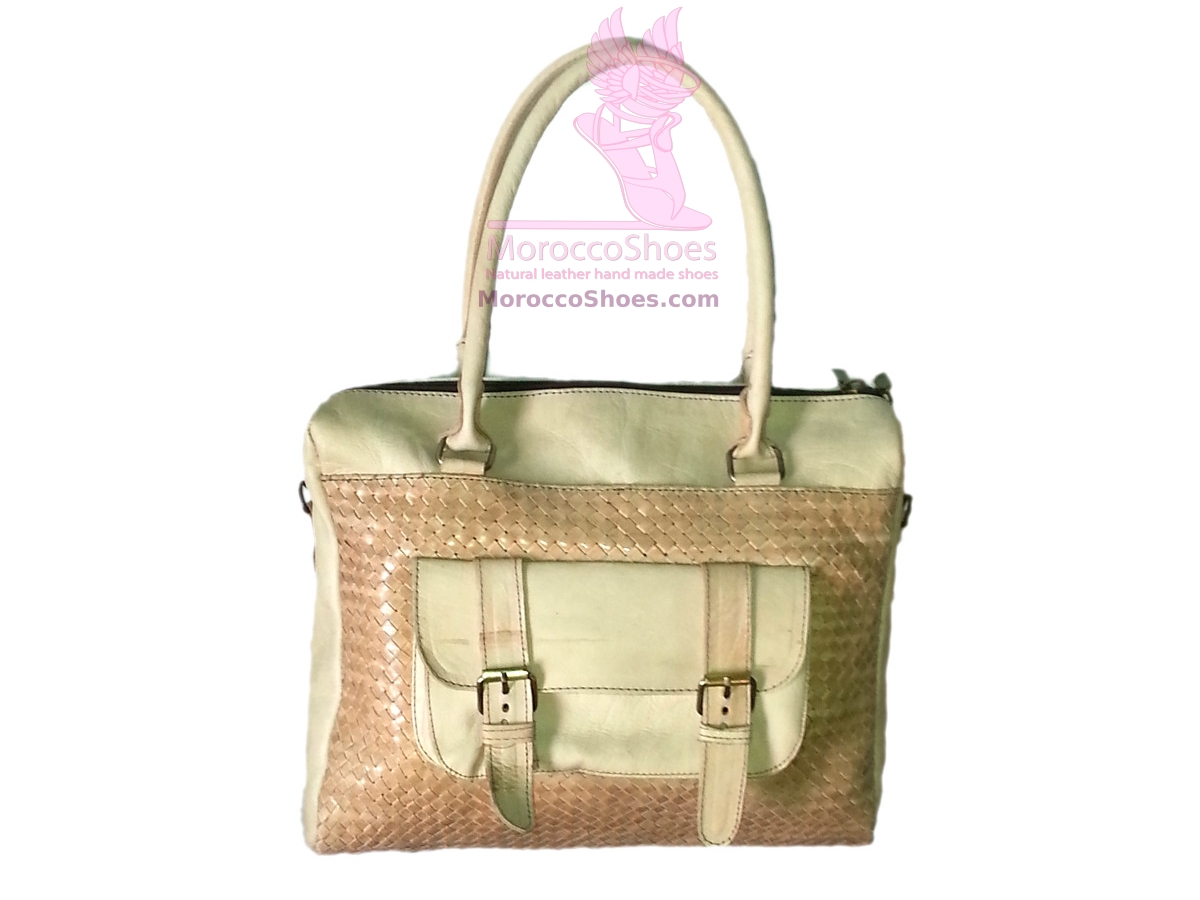 Side Satchel Tote