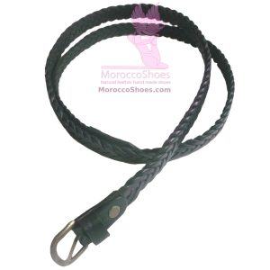 Ladies Braided Belt