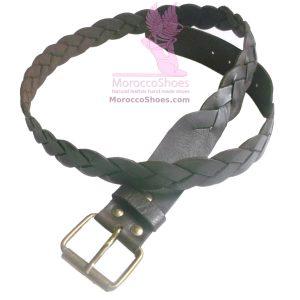 Classic Braided Belt