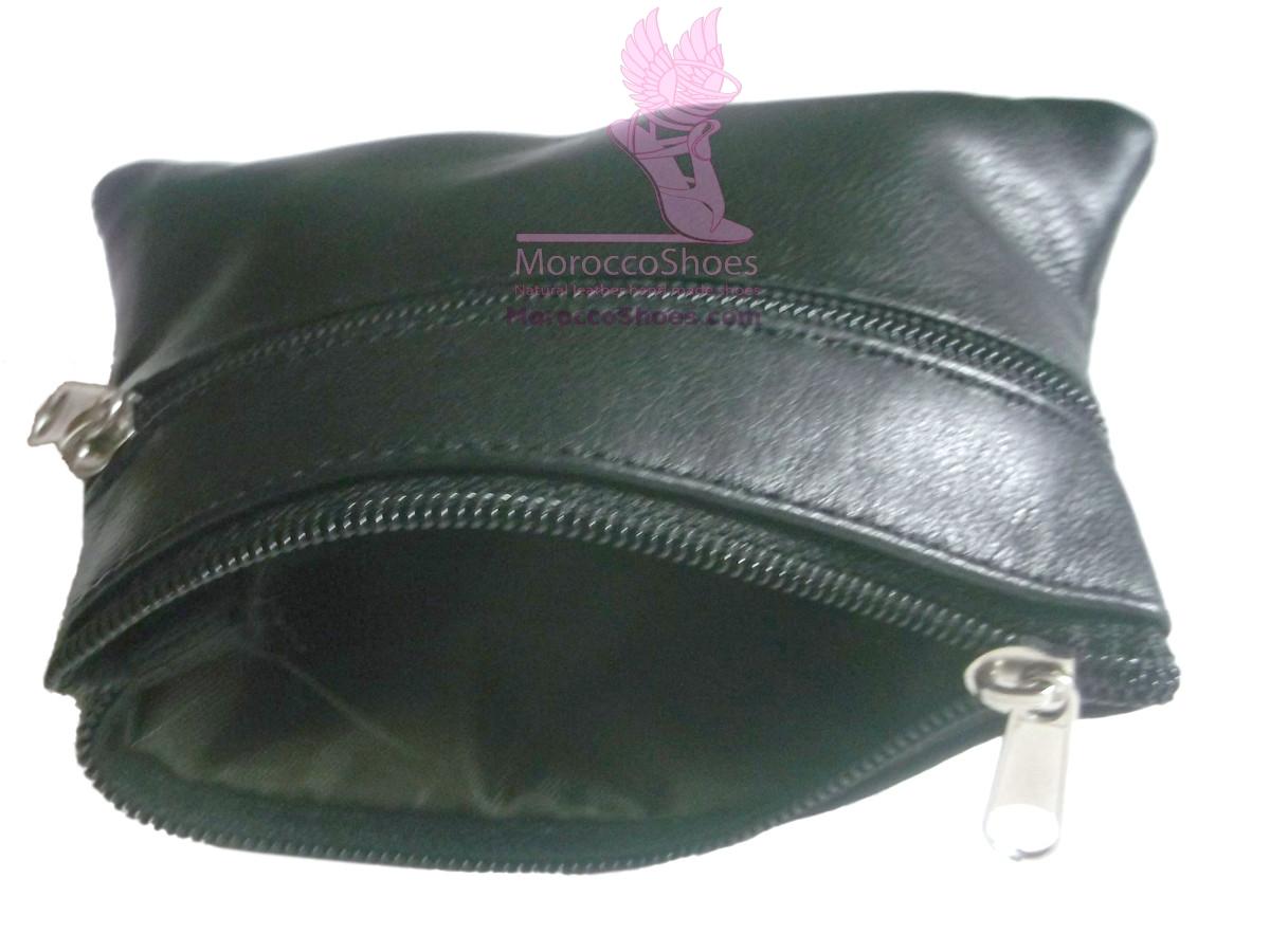 Multi Compartment Zip Wallet