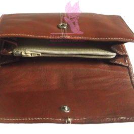 Flip Top Wallet